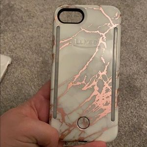 Lumee light up iPhone 7 case